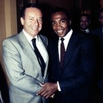 Number 11 FJG with Sugar Ray Leonard