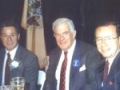 Number 21 Governor James Florio and Speaker of the House Tom Foley